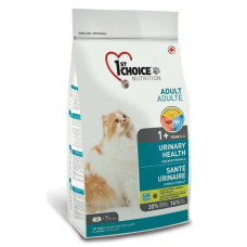 1st Choice Urinary сухой корм для профилактики мочекаменной болезни у кошек