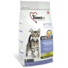 1st Choice Kitten сухой корм с курицей для котят