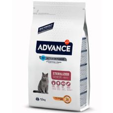 Advance Sterilized 10 Years (Senior) сухой корм для стерилизованных кошек старше 10 лет