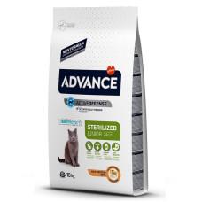 Купить Advance Young Sterilized сухой корм для стерилизованных кошек до 2 лет