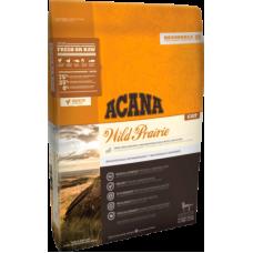 Acana Wild Prairie for cats беззерновой корм с цыпленком для кошек и котят
