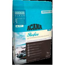 Acana Pacifica for cats беззерновой корм с рыбой для кошек и котят