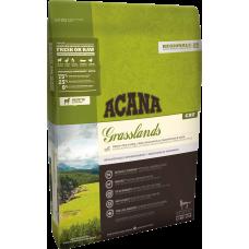 Купить Acana Grasslands for cats беззерновой корм с ягненком для кошек и котят