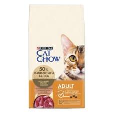 Cat Chow Adult Duck (с уткой)