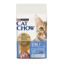 Cat Chow 3 in 1 (тройная защита питомца)