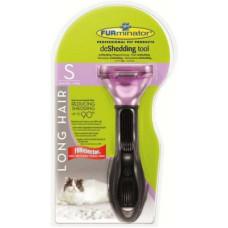 FURminator для кошек маленьких длинношерстных пород Long Hair Small Cat 4 см