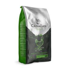 Canagan GF Free-Run Chicken беззерновой корм для кошек и котят (цыпленок)