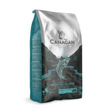 Canagan GF Scottish Salmon беззерновой корм для кошек и котят (лосось)