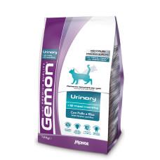 Gemon Cat Urinary сухой корм с курицей и рисом для взрослых кошек,профилактика мочекаменной болезни