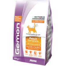 Gemon Cat Adult сухой корм с курицей и индейкой для взрослых кошек