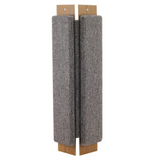 Купить Когтеточка из ковролина №3 угловая, 240*30*630мм