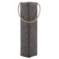 Купить Когтеточка из ковролина подвесная угловая, 100*100*440мм