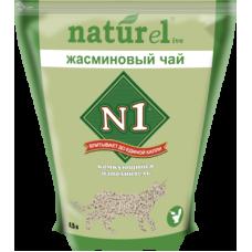 №1 Naturel Жасминовый чай комкующийся наполнитель