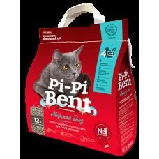 """Pi-Pi Bent """"Морской бриз"""" комкующийся наполнитель (бумажный крафт-пакет)"""