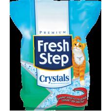 Купить Fresh Step Crystals силикагелевый наполнитель