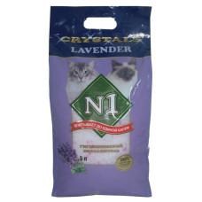 №1 CRYSTALS Lavender наполнитель cиликагелевый с ароматом лаванды