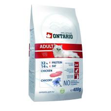 Ontario Cat Adult сухой корм для взрослых кошек с курицей