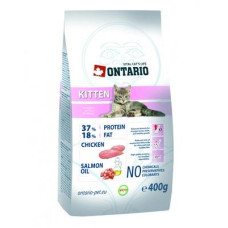 Ontario Kitten сухой корм для котят с курицей