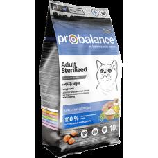 ProBalance Cat Sterilized для стерилизованных кошек