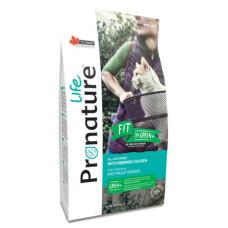 Pronature Life Fit сухой корм с курицей для кошек и котят