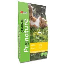 Купить Pronature Original NEW сухой корм с курицей для взрослых кошек