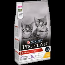 PRO PLAN  Junior сухой корм для котят от 1 до 12 месяцев , с курицей