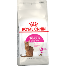 Royal Canin Savour Exigent сухой корм для кошек, привередливых к вкусу продукта