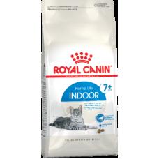 Royal Canin Indoor +7 сухой корм для пожилых кошек с 7 до 12 лет