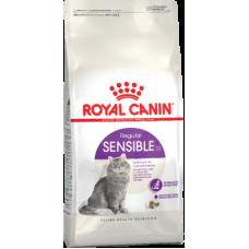 Royal Canin Sensible 33 (Корм для кошек с чувствительной пищеварительной системой)