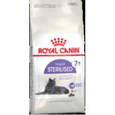Купить Royal Canin Sterilised 7+ (Корм для стерилизованных кошек старше 7 лет)