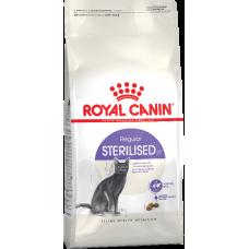 Купить Royal Canin Sterilised 37 (Корм для стерилизованных кошек с 1 до 7 лет)