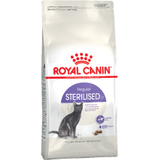 Royal Canin Sterilised 37 (Корм для стерилизованных кошек с 1 до 7 лет)