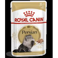 Royal Canin Persian Adult (в паштете,пауч) влажный корм для кошек персидской породы старше 12 месяцев