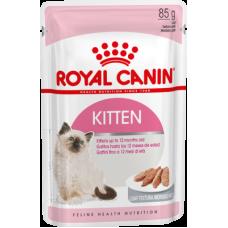 Royal Canin Kitten Instinctive (паштет, пауч) влажный корм для котят с 4 до 12 месяцев