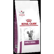 Royal Canin Early Renal Feline диета для взрослых кошек при ранней стадии почечной недостаточности