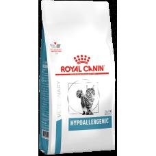 Royal Canin Hypoallergenic DR25 диета для кошек при пищевой аллергии или непереносимости