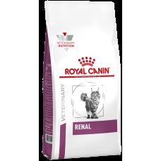 Купить Royal Canin Renal диета для кошек при хронической почечной недостаточности