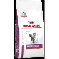 Royal Canin Renal Select Feline диета для кошек с пониженным аппетитом при хронической почечной недостаточности
