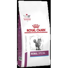 Royal Canin Renal Special диета для кошек с пониженным аппетитом  при хронической почечной недостаточности
