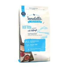 Купить Sanabelle Kitten для котят до года и беременных/кормящих кошек