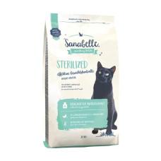 Sanabelle Sterilized для стерилизованных кошек с птицей
