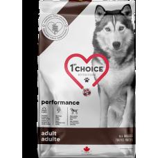 Купить 1st Choice Performance Adult All Breeds сбалансированное питание для взрослых собак всех пород с высоким уровнем активности