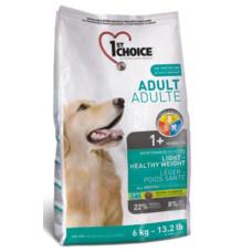 1st Choice Adult Light облегченный сухой корм с курицей для собак всех пород