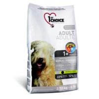 1st Choice Adult Hypoallergenic гипоаллергенный беззерновой сухой корм с уткой и картофелем для собак всех пород