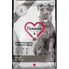 Купить 1st Choice Hypoallergenic Adult All Breeds гипоаллергенный беззерновой корм для взрослых собак всех пород с мясом утки