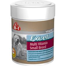 8in1 Excel Мультивитамины для собак мелких пород 70 таблеток