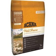 Acana Regionals Wild Prairie Dog беззерновой корм с цыпленком, яйцом и рыбой для собак и щенков всех пород