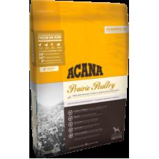 Acana Classic Prairie Poultry беззерновой корм с цыпленком и индейкой для собак и щенков всех пород
