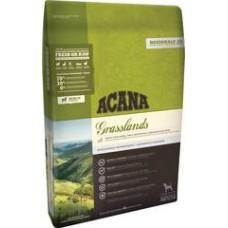 Acana Regionals Grasslands for Dogs беззерновой корм с ягненком,уткой и рыбой для собак и щенков всех пород