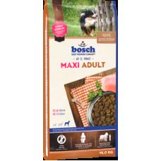 Bosch Adult Maxi полноценный корм для взрослых собак крупных пород с птицей